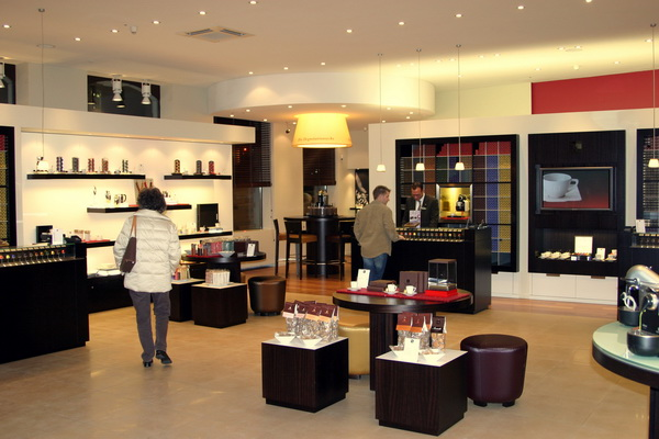 Nespresso boutique st gallen
